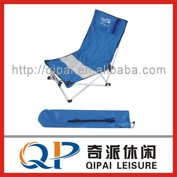 Folding chair/ camping chair/beach chair , lower seat chair