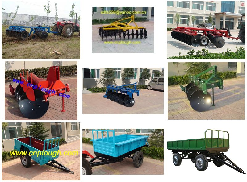 agricultural equipment and machinery