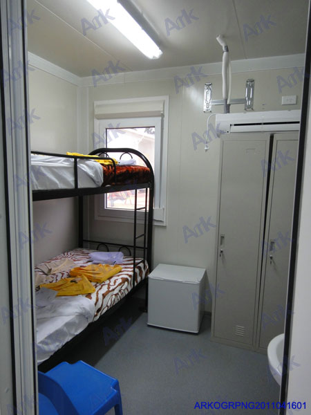 container house-Accommodation container house
