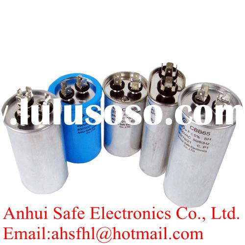 Air conditioner AC motor capacitor