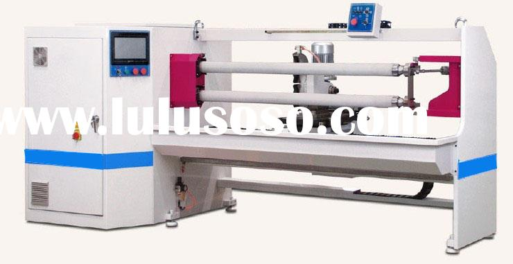 Double Shaft Automatic BOPP Adhesive Tape Cutting Machine(Tape Slicer Machine)