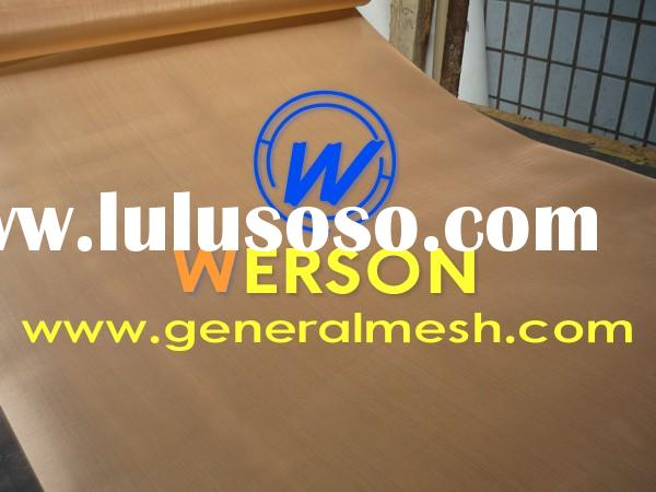stock supply  Phosphor Bronze Wire Mesh,chemical production sieve mesh