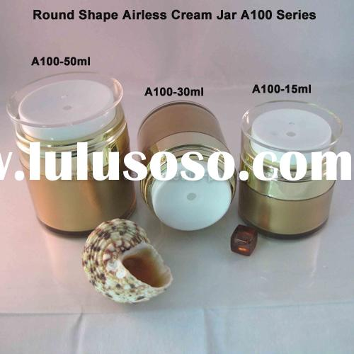 Airless Cream Jar,Skincare Jar,Cosmetic Packaging