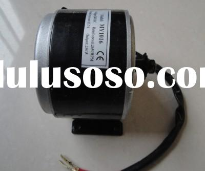MY1016 24V/36V Permanent Magnet brush type DC Motor