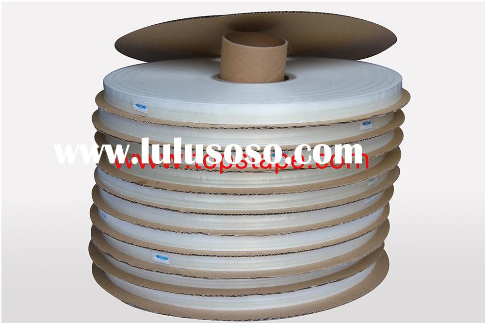 Permanent Sealing Tape for carrier bag seal
