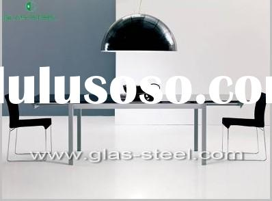 Modern dining table,extension dining table,glass furniture