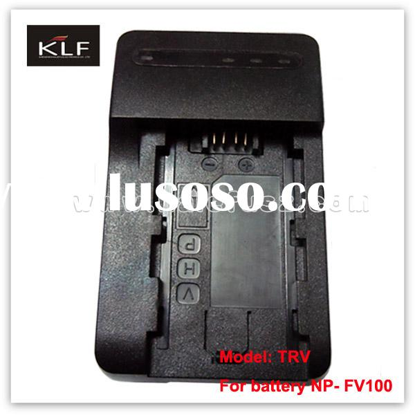 Camcorder Charger TRV for Sony camera battery NP-FV100