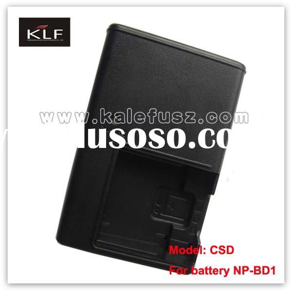 Digital camera charger CSD for Sony battery NP-BD1