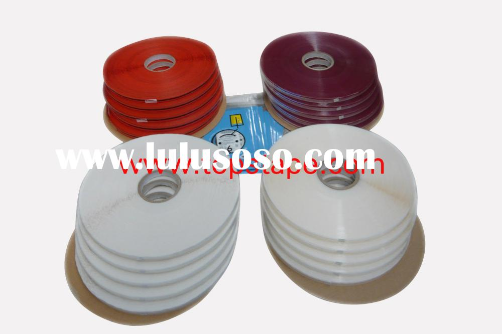 Resealable Sealing Tape with OPP liner