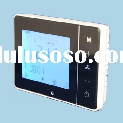 Programming Battery Powered Air Conditioner Thermostat