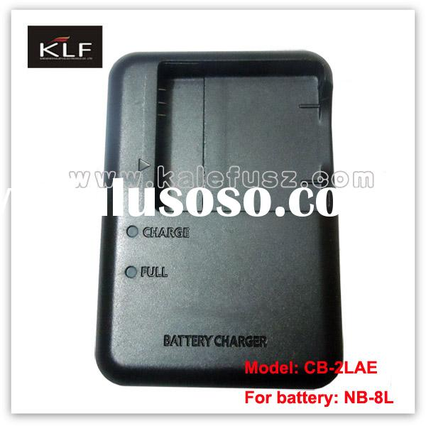 Digital camera charger CB-2LAE for Canon battery NB-8L