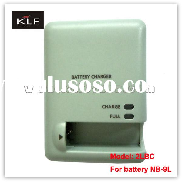 Camera charger 2LBC for Canon camera battery NB-9L