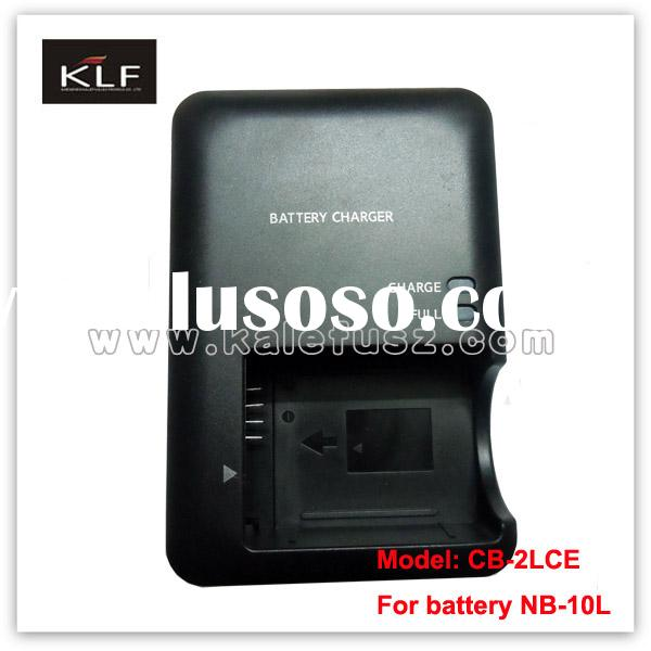 Digital camera charger CB-2LCE for Canon battery NB-10L