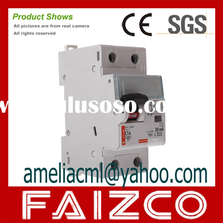 legrand rcbo rccb elcb rcd residual current circuit breaker earth leakage circuit breaker