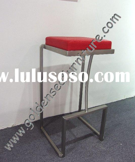 Stainless Steel Bar stool for bar furniture