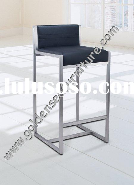 cocktail bar stool stainless steel bar stool