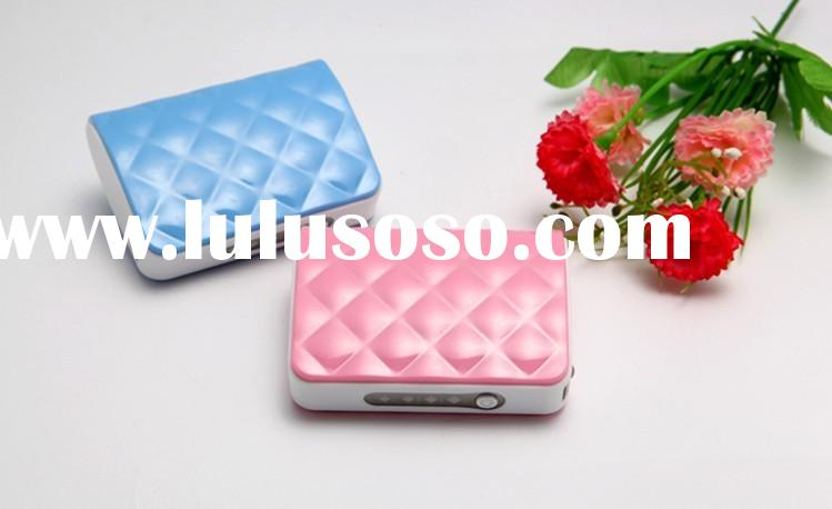 Newest mini perfume 5600mah mobile phone power charger universal power bank for smart phones,tablet