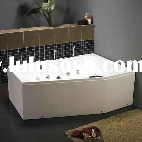 Bathtub With Hand Shower