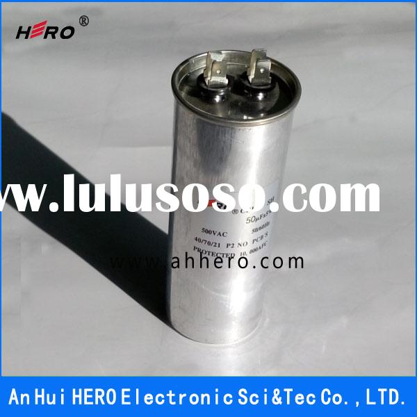 HERO Air Conditioner CBB65 Film Oil Capacitor