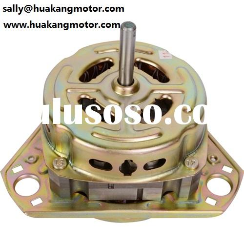 Household Appliance Single Phase Electric Motors Wash Motor