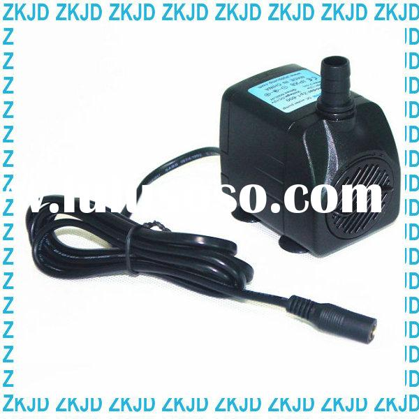 DC Zp1-420 12V water tank pressure mini solar panels high efficiency pump filtering tank