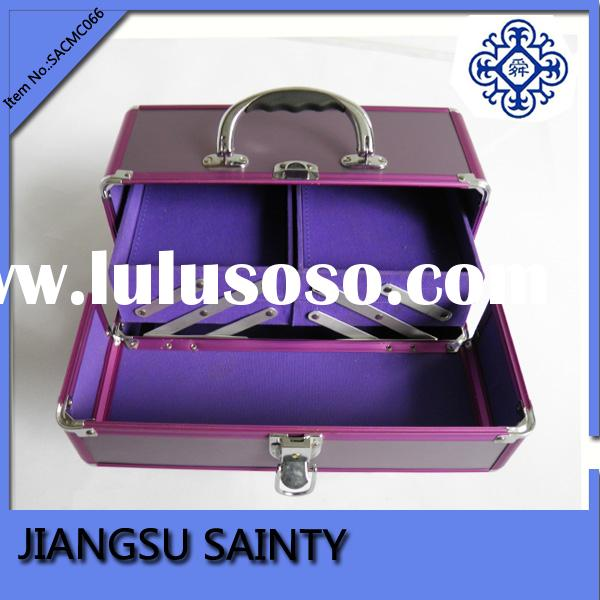 Aluminum cosmetic case,Aluminum makeup case,Aluminum beauty case