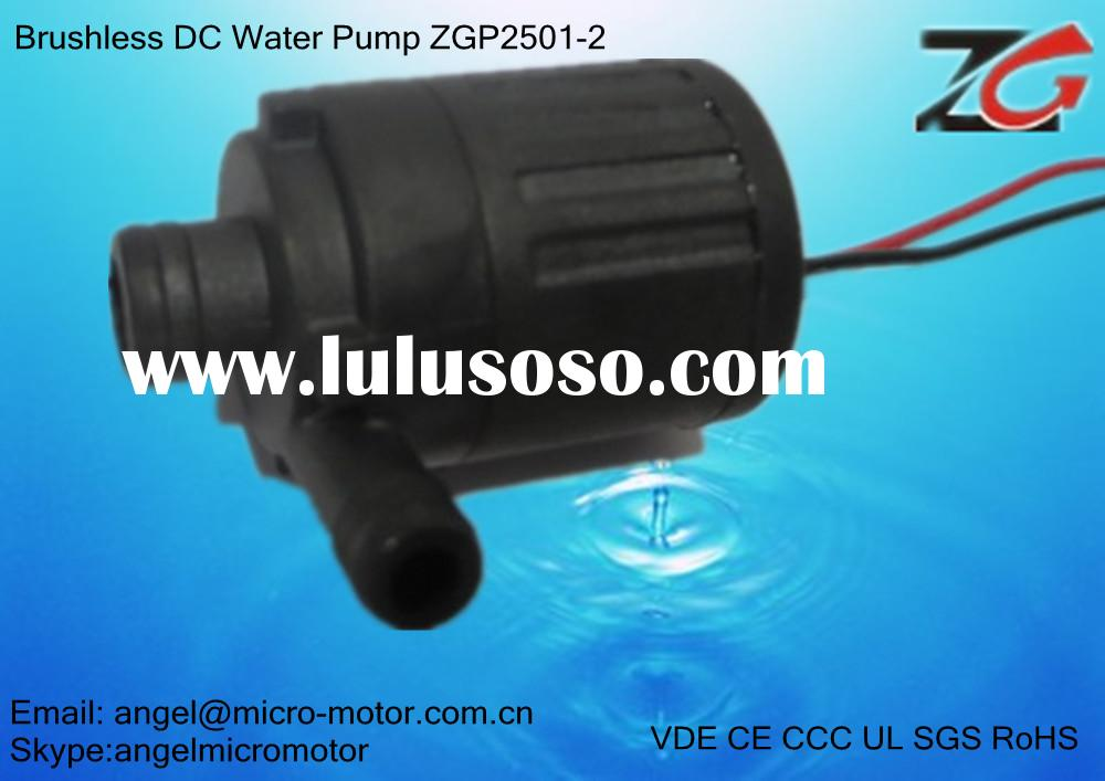 4vdc to 12v dc brushless circulation water pump for household application &humidifier