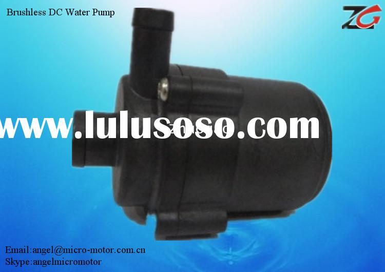 DC Heating cycle pump dc brushless water pump