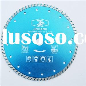 Turbo Diamond Saw Blade For Marble Or Concrete