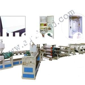 ABS Solid Sheet Extrusion Line SJ120