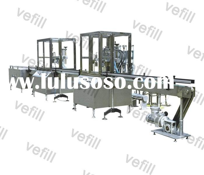 automatic aerosol filling machine Bag On Valve Aerosol Filling Machine