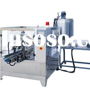 Pre-made Bags Filling And Sealing Machine For Juice