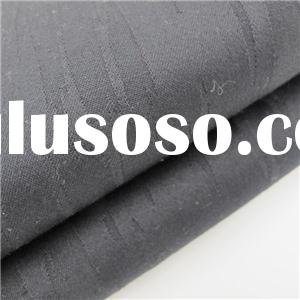 100% Cotton Jacquard Woven Fabric Black