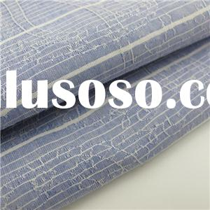 100% Cotton Yarn Dyed Jacquard Fabric Fashion