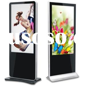 42' Floor Stand Standalone USB/SD LCD Advertising Player/Digital Signage