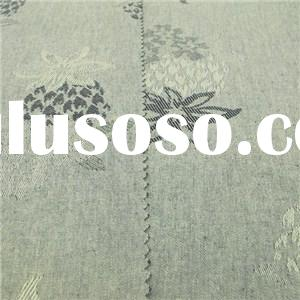 100% Cotton Yarn Dyed Jacquard Woven Fabric