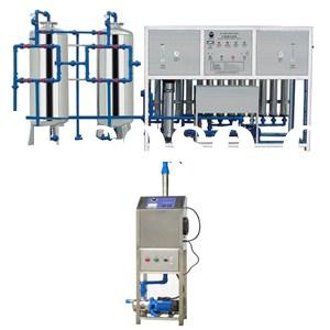 3000 Litres Ultra Pure Water Treatment System