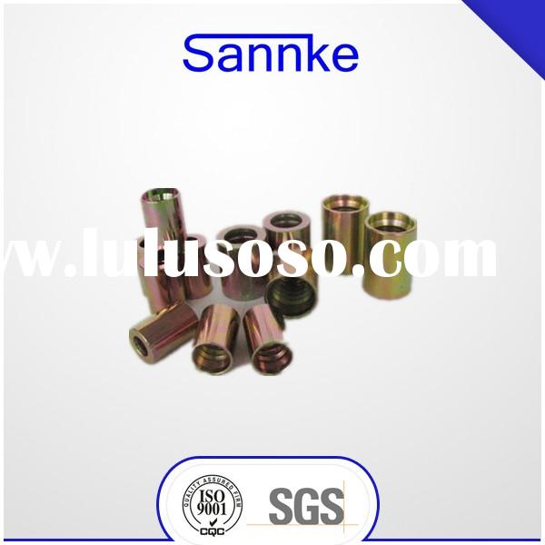 High-Quality Stainless Steel Hydraulic Hose Ferrule Fittings