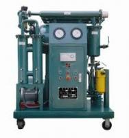 Insulating Transformer Oil Vacuum Filtration System