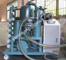 Transformer Oil Vacuum Purifier System