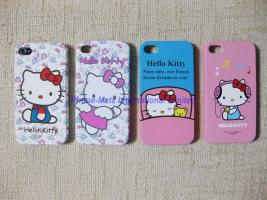Cool Hello Kitty  Cases for Apple Cellphone on wholesale