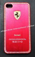 Eco-friendly Ferrari design iphone cases for wholesale