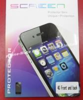 HD LCD Screen Protector Film for Apple mobile phone