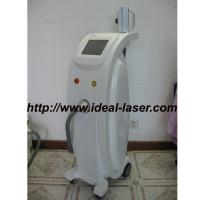 IPL laser beauty machine with radiofrequency for hair removal and skin rejuvenation for sale