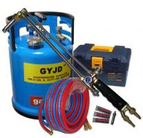 oxy-petrol cutting torch system VS oxy-acetylene cutting torch