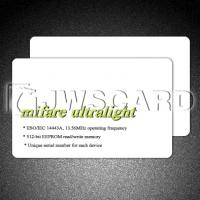 Mifare Ultralight Card, MFOU10 Card, Mifare Ultralight C Card