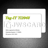 TI Tag-it HFI Card, Tag-IT Ti2048 Card, Tag-IT Ti256 Card