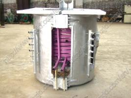 Sell Copper Melting Induction Furnace