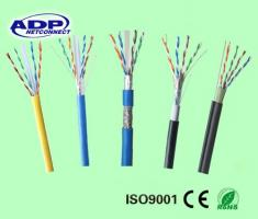 cat5e cat6 cat7  lan cable UTP FTP SFTP 24awg bare copper
