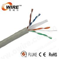utp cat6 lan cable network cable 4pr 23awg 305m from factory